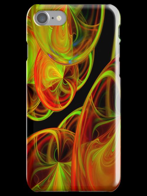 Summer Rhapsody iPhone Case by Georgia Wild
