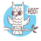 Hoot by iamsla