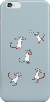 Mice play nice by Nic Squirrell