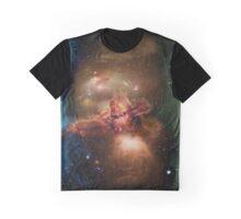 Skill Nebula - Skyrim Graphic T-Shirt