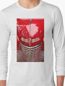 red chevy Long Sleeve T-Shirt