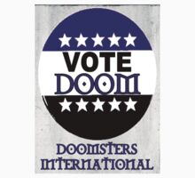 Doomsters International - Vote Doom by SteamingHeathen