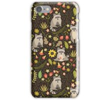 Raccoons iPhone Case/Skin