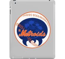 New Zebes Metroids iPad Case/Skin