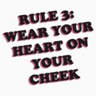 How To Be a Heartbreaker: Rule #3 by rolypolynicoley