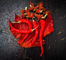Chilies by franceslewis