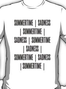 Lana del Rey: Summertime Sadness T-Shirt