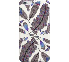 Feather Pattern iPhone Case/Skin