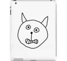 Alric (the Wonder Cat) iPad Case/Skin