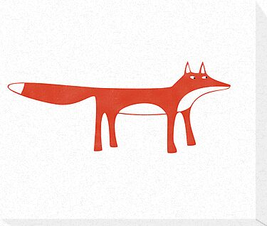 Mr. Fox by nic squirrell