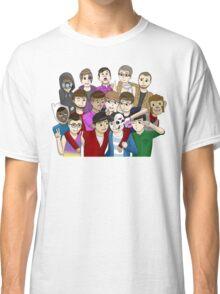 Banana Bus Crew Classic T-Shirt