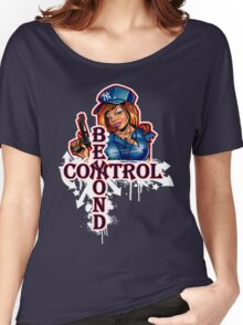 Yankee Babe Beyond Control Women's Relaxed Fit T-Shirt