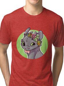 Toothless! Tri-blend T-Shirt