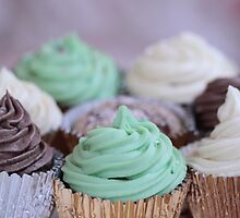 Cup Cakes by RaphArt
