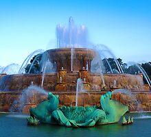 the Fountain by Milena Ilieva