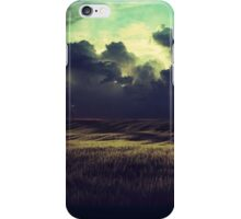 Night's End iPhone Case/Skin