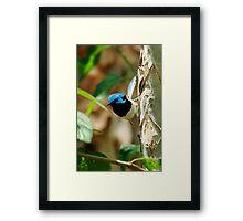 The Tree Fairy Framed Print