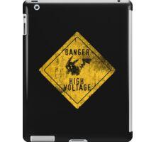 HIGH-VOLTAGE iPad Case/Skin