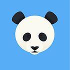 Panda by Mark Walker
