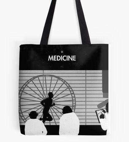 99 Steps of Progress - Medicine Tote Bag