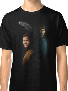 Star Trek - The Final Frontier Classic T-Shirt