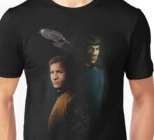 Star Trek - The Final Frontier Unisex T-Shirt