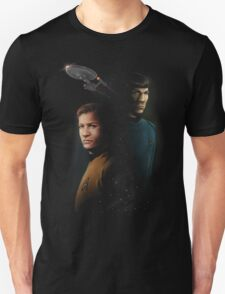 Star Trek - The Final Frontier T-Shirt