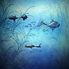 Fishy Fishes by penn gregory