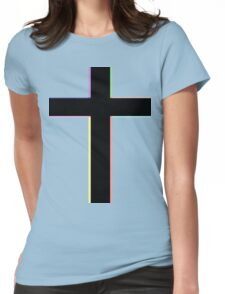 CROSS & COLORS Womens Fitted T-Shirt