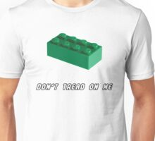 Don't Tread on Me - Lego Unisex T-Shirt