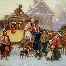 The Christmas Coach by Carol Bleasdale