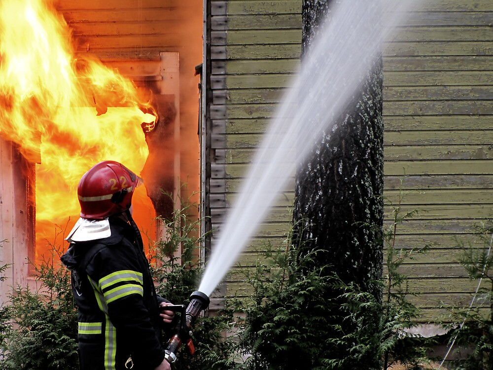 15.11.201212: Fireman at Work II by Petri Volanen