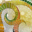Golden Folden Detail by penn gregory