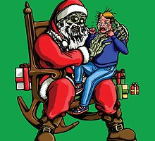 All I want for Christmas is BRAINS!!! by GlandPollution