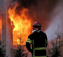 15.11.201212: Fireman at Work IV by Petri Volanen