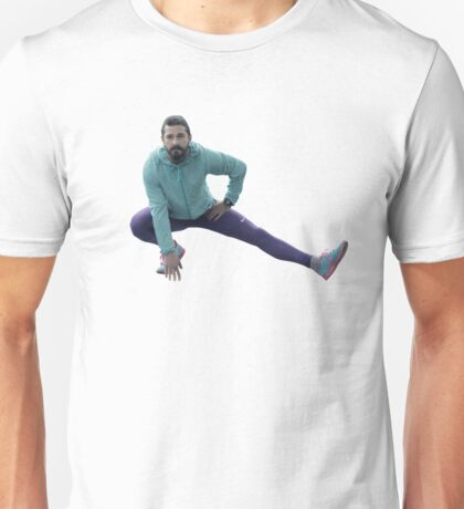 Shia Labeouf Run Just Do It Unisex T-Shirt