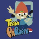 Team PaRappa by ShroudOfFate