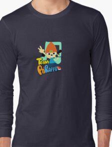 Team PaRappa Long Sleeve T-Shirt