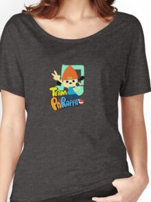 Team PaRappa Women's Relaxed Fit T-Shirt
