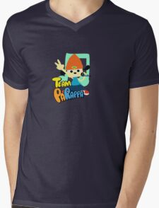 Team PaRappa Mens V-Neck T-Shirt