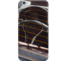 Mercedes-Benz SLK 250 Turbo Steering Wheel [ Print & iPad / iPod / iPhone Case ] iPhone Case/Skin