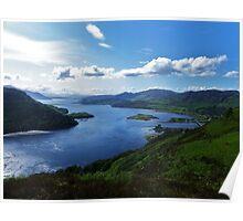 Eilean Donan Castle - Kyle of Lochalsh Poster