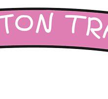 Hamilton Trash Ribbon by aleksxt