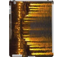 Amsterdam Canal by Night iPad Case/Skin