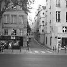 Paris - Rue du Bievre by ChristineBetts