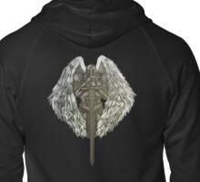 Guardian Angel Knight Zipped Hoodie