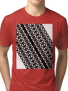 skid mark I guess? Tri-blend T-Shirt