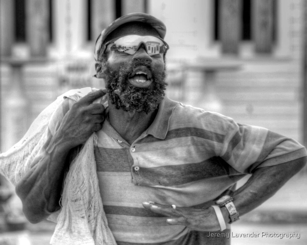 Arawak Cay Resident in Nassau, The Bahamas by Jeremy Lavender Photography