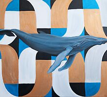 Whale by AC-Paintings