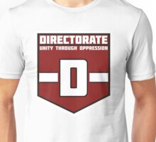 Planetside 2 - Terran Republic - Outfits - The Directorate Unisex T-Shirt